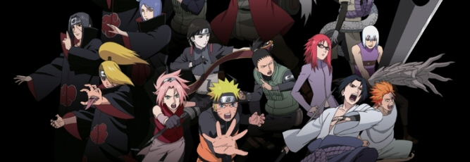 Naruto Shippuden: Shinobi Rumble - NDS Image