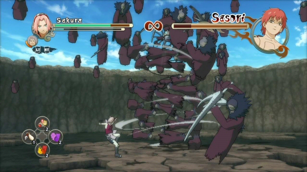Naruto Shippuden: Ultimate Ninja Storm 2 Screenshot - 867385