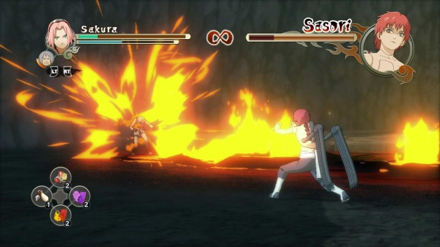 Naruto Shippuden: Ultimate Ninja Storm 2 - Feature