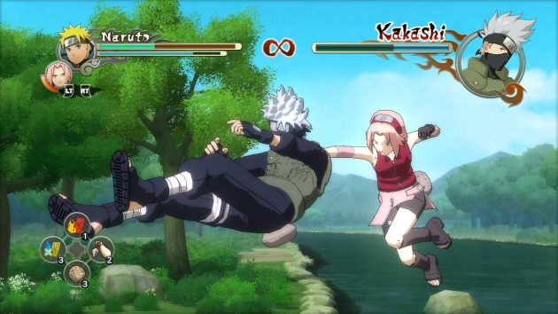 Naruto Shippuden: Ultimate Ninja Storm 2 Screenshot - 867299