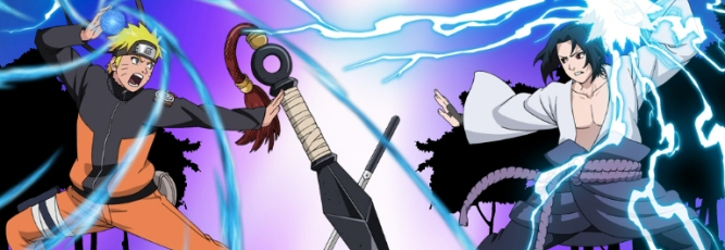 NARUTO SHIPPUDEN: Naruto vs. Sasuke - NDS Image