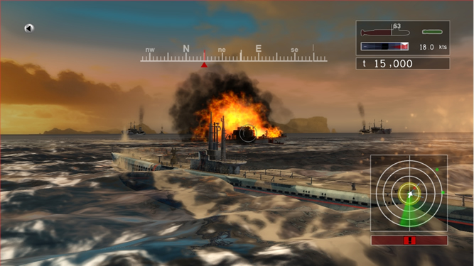 Naval Assault: The Killing Tide - Feature