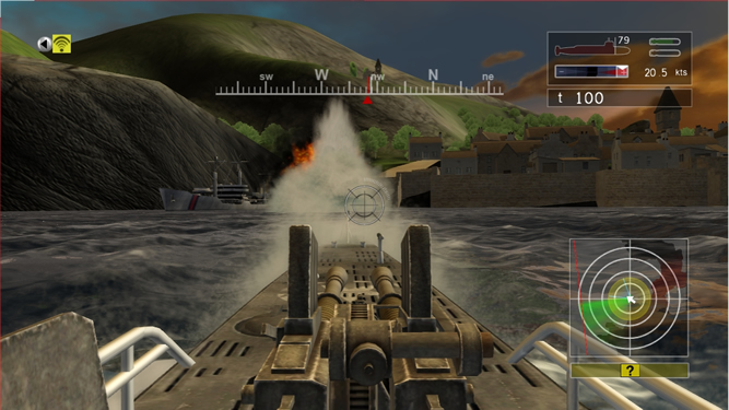 Naval Assault: The Killing Tide Image