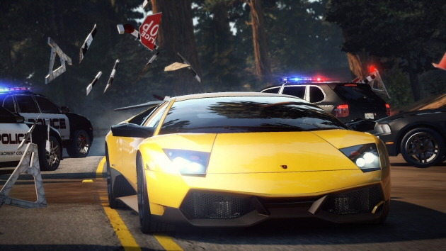 Need for Speed: Hot Pursuit Screenshot - 781782