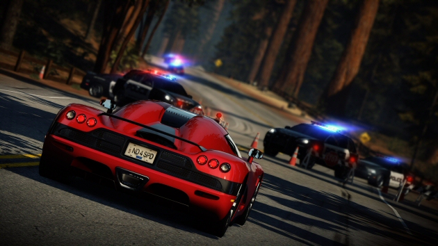 Need for Speed: Hot Pursuit Screenshot - 867797