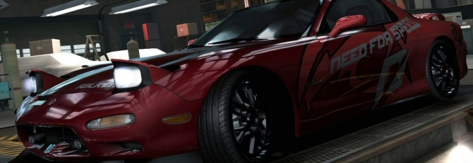 Need for Speed World Online - Feature