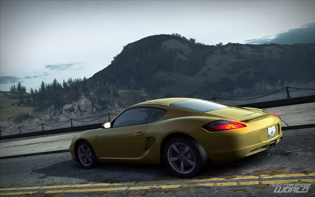 Need for Speed World Online Screenshot - 867311