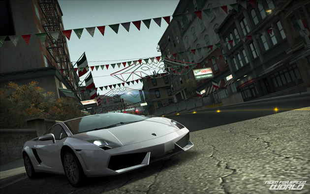 Need for Speed World Online Screenshot - 867584