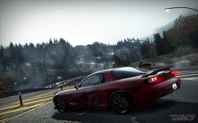 Need for Speed World Online Image