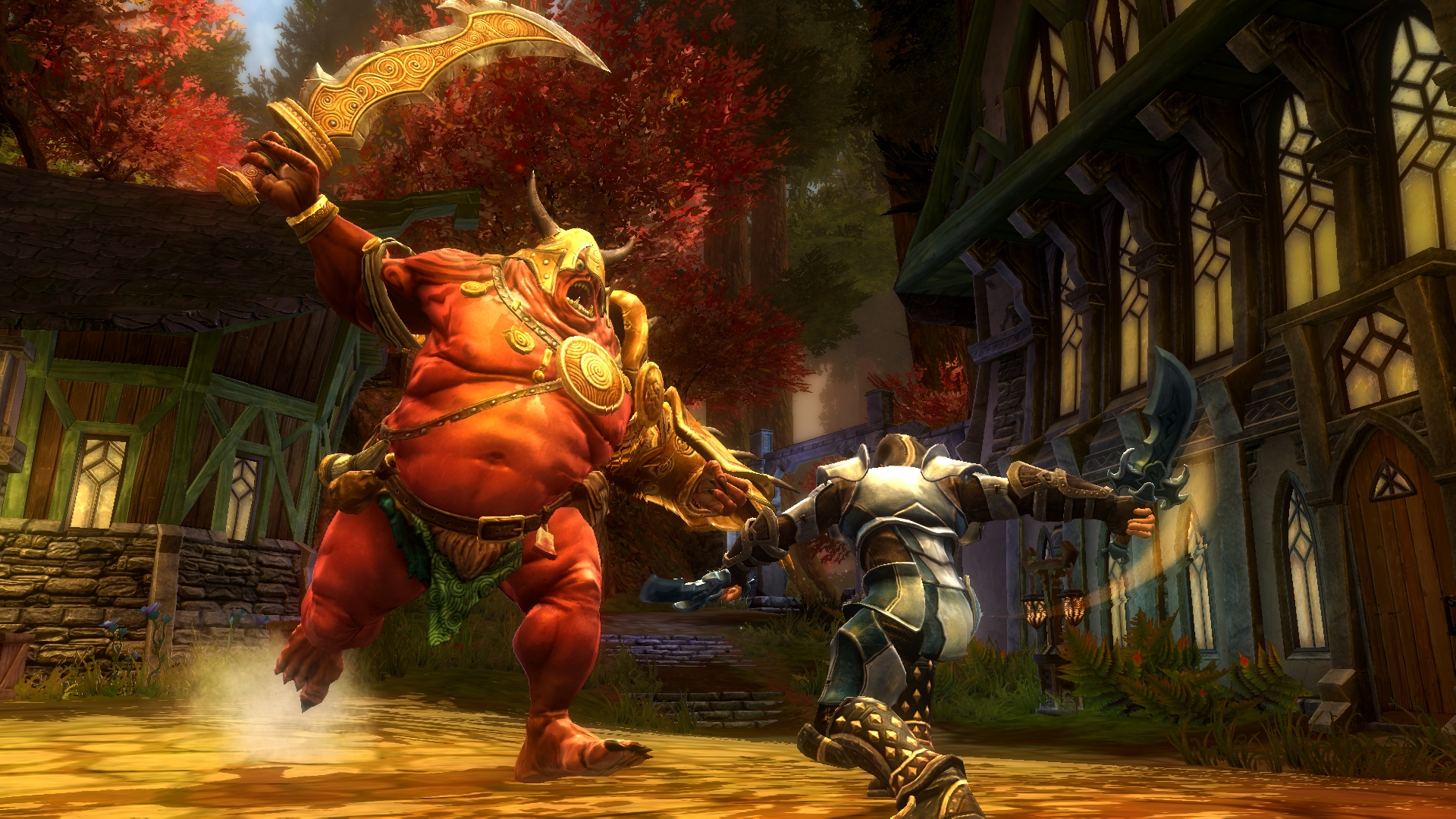 Kingdoms of Amalur: Reckoning Image