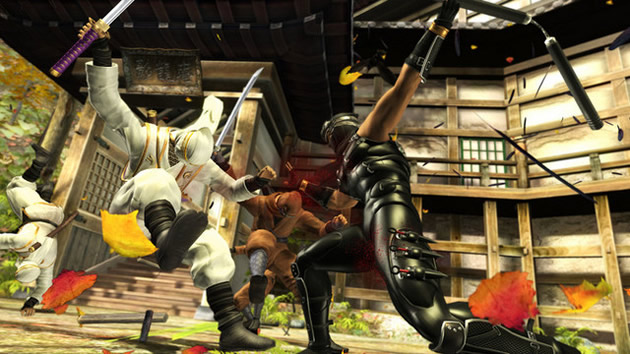 Ninja Gaiden 3 - Feature