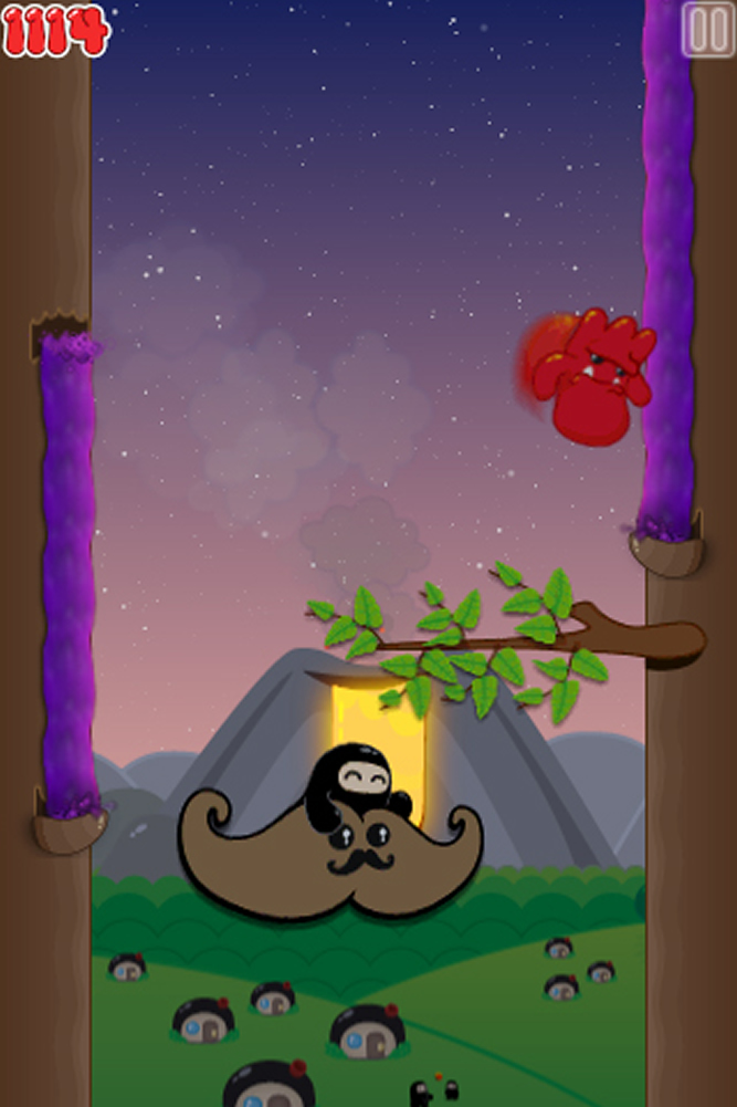 Ninjatown: Trees of Doom! - IP