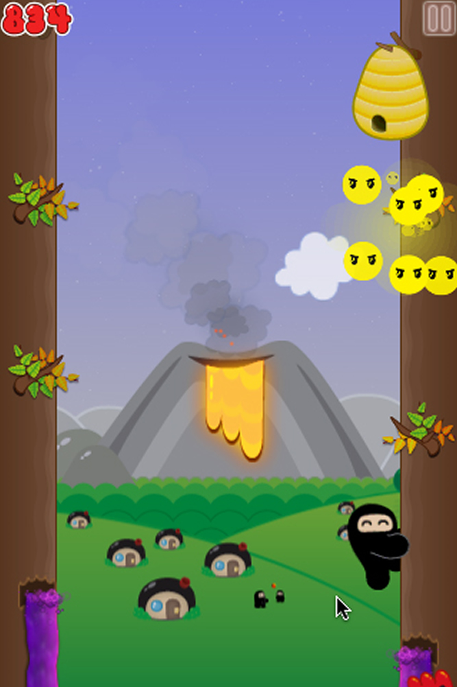 Ninjatown: Trees of Doom! - IP Image