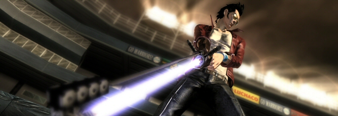 No More Heroes: Heroes&#x27; Paradise Image