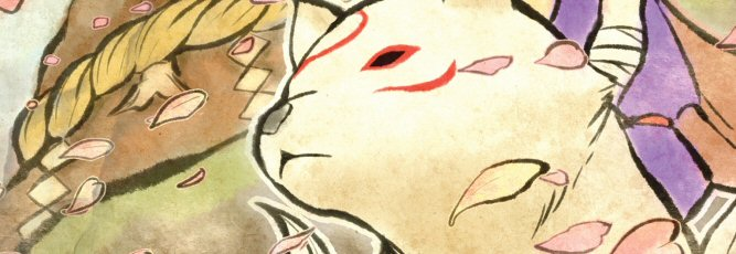Okamiden - NDS Image