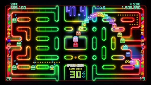 Pac-Man Championship Edition DX - Feature