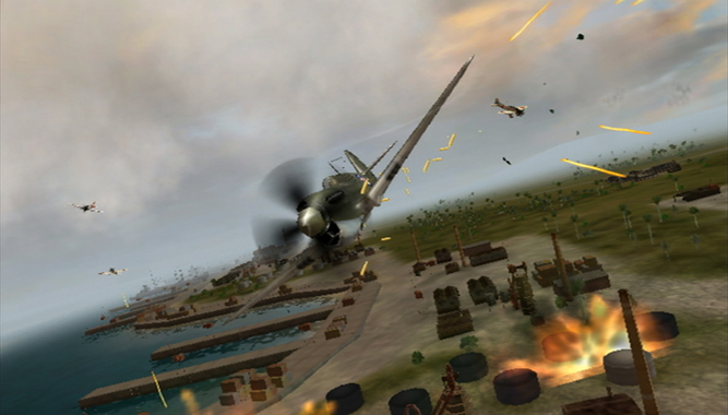 Pearl Harbor Trilogy Screenshot - 867229