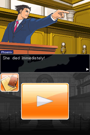 Phoenix Wright: Ace Attorney - IP Image