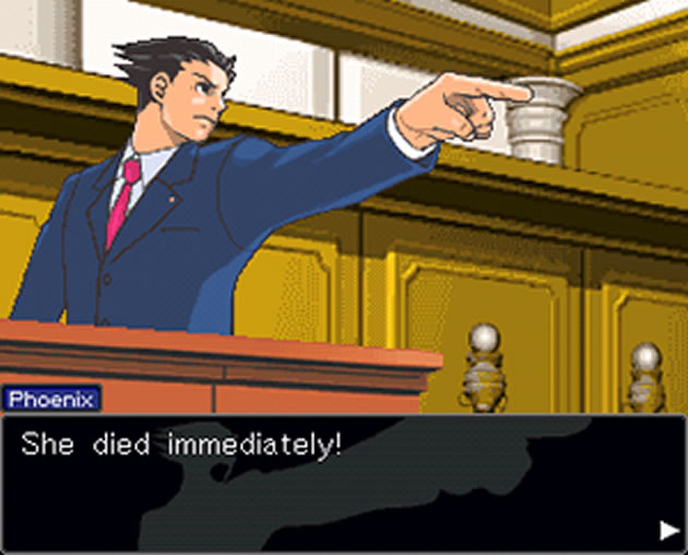 Phoenix Wright: Ace Attorney - IP Screenshot - 623617