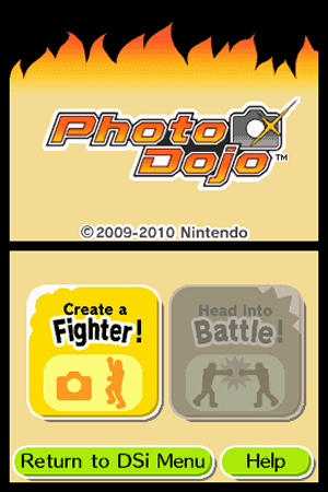Photo Dojo - NDS Image