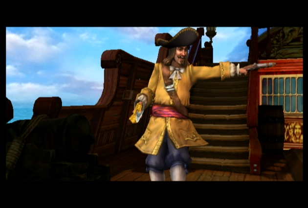 Sid Meier's Pirates! - Feature