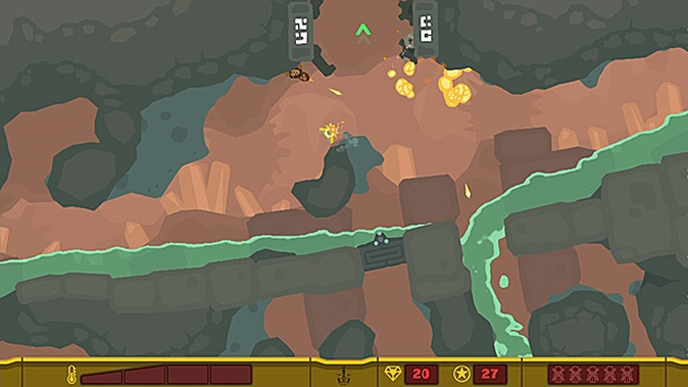 PixelJunk Shooter 2 - Feature