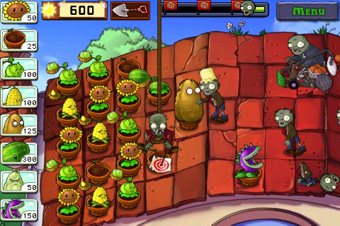 Plants vs. Zombies - MB Screenshot - 867496