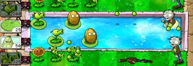 Plants vs. Zombies - MB Screenshot - 865758