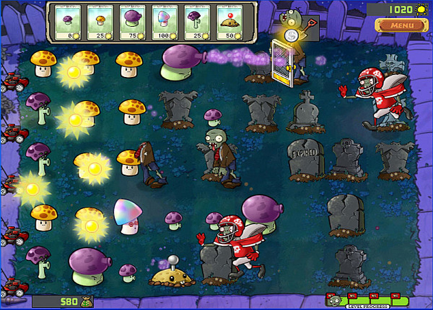 Plants vs. Zombies - MB Image