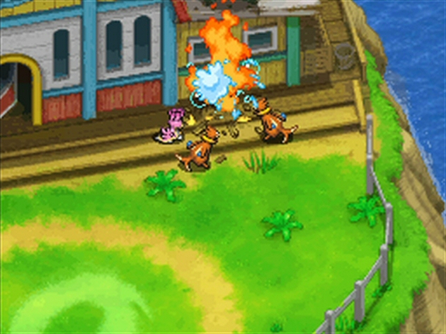Pokemon Ranger: Guardian Signs - NDS - Feature