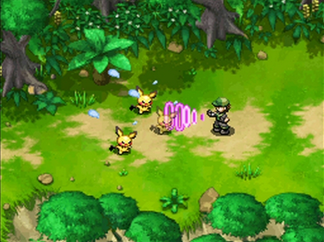 Pokemon Ranger: Guardian Signs - NDS Image