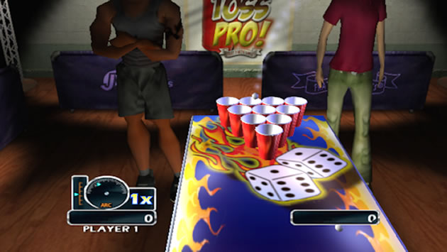 Pong Toss Pro – Frat Party Games Image