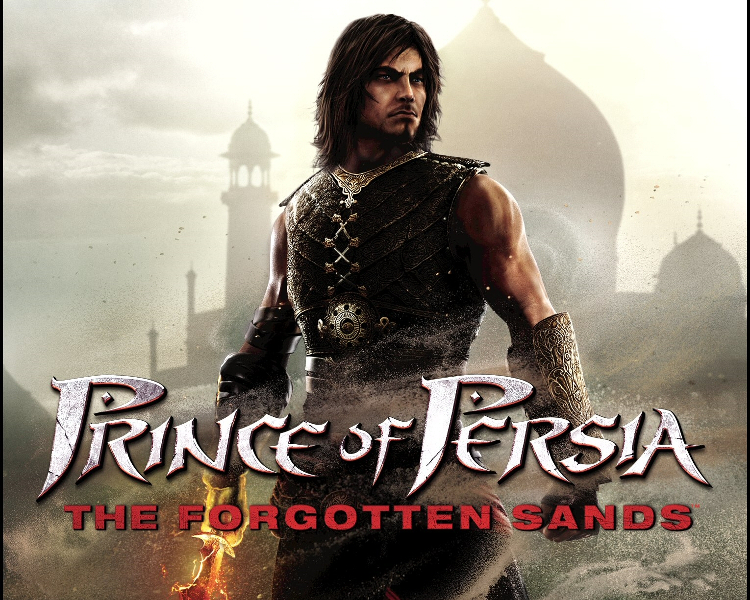 Prince of Persia: The Forgotten Sands Boxart