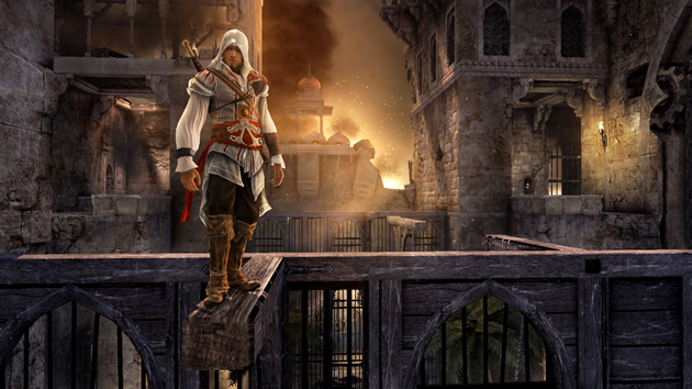 Prince of Persia: The Forgotten Sands - Feature