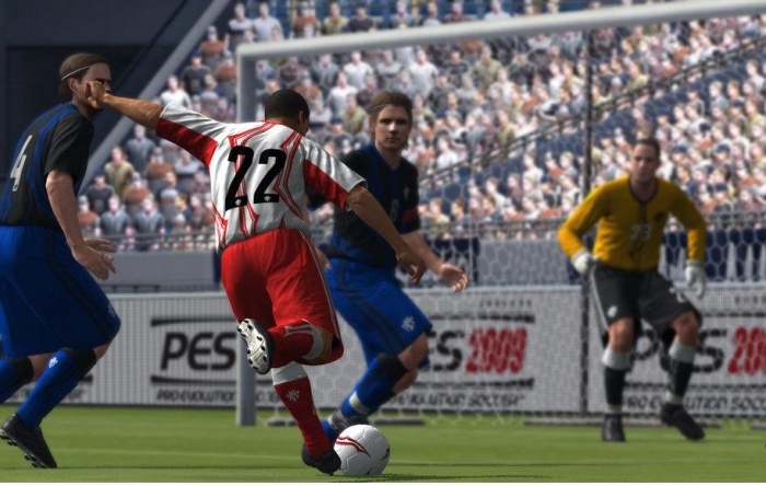 Pro Evolution Soccer 2009 Demo