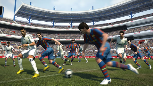 Pro Evolution Soccer 2011 Screenshot - 641862