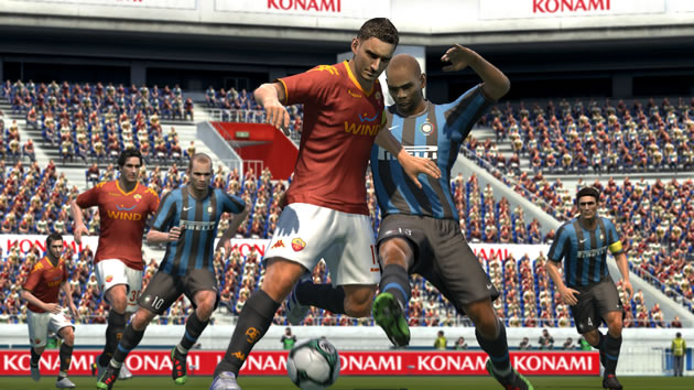 Pro Evolution Soccer 2011 - Feature