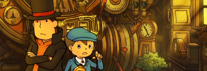 Professor Layton and the Unwound Future - NDS Screenshot - 821117