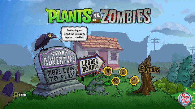 Plants vs. Zombies - Feature