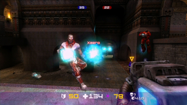 Quake Arena Arcade Screenshot - 868044