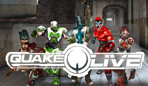 QUAKE LIVE Boxart