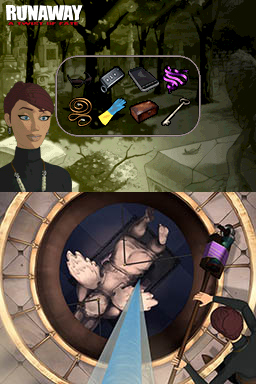 Runaway: A Twist of Fate - NDS Image