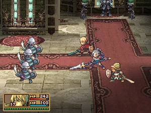 Radiant Historia - NDS - Feature
