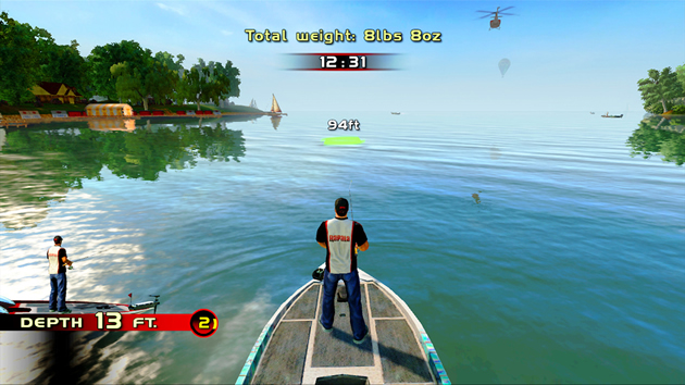Rapala Pro Bass Fishing Screenshot - 784776