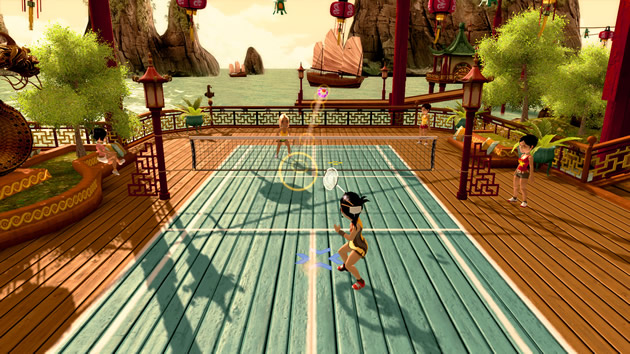 Racquet Sports Screenshot - 782947