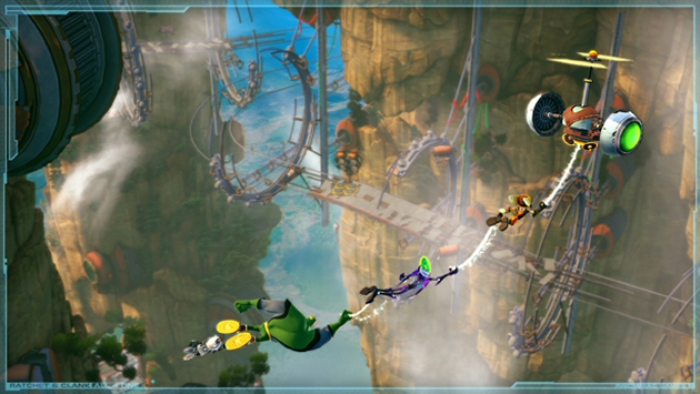 Ratchet & Clank: All 4 One Screenshot - 868551
