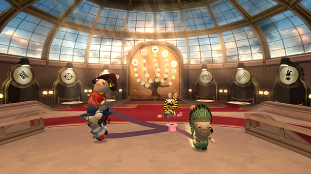 Raving Rabbids: Travel in Time Screenshot - 781697