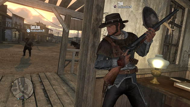 Red Dead Redemption Screenshot - 867441