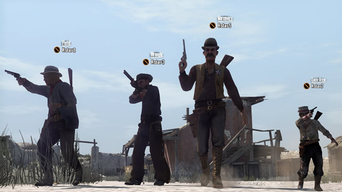 Read Dead Redemption: Undead Nightmare Screenshot - 868784