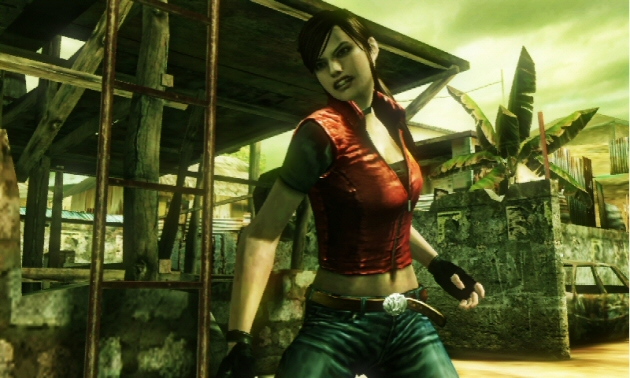 Resident Evil: The Mercenaries 3D - Feature